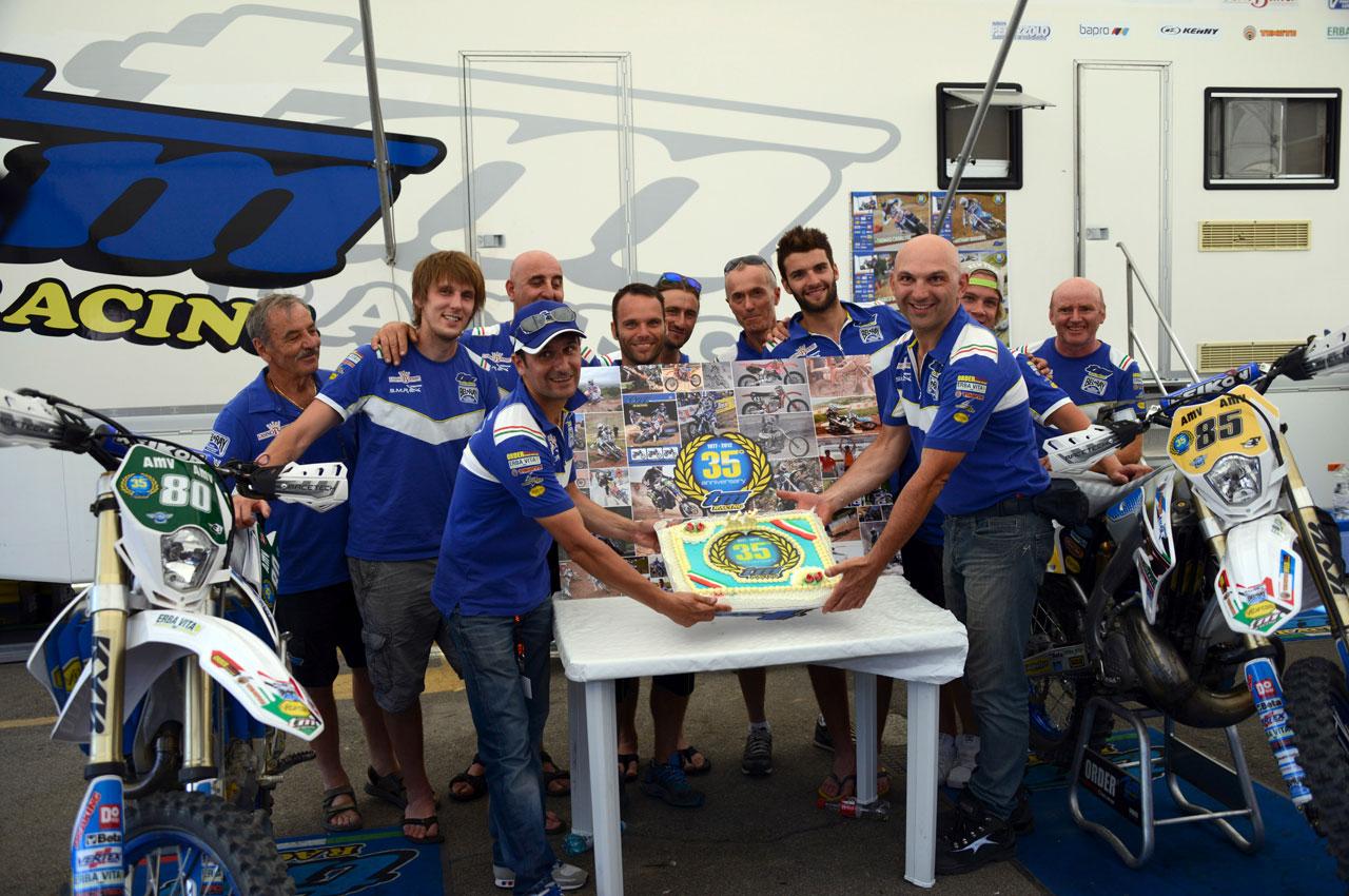 Comemoração dos 35 anos da TM Racing | 2012