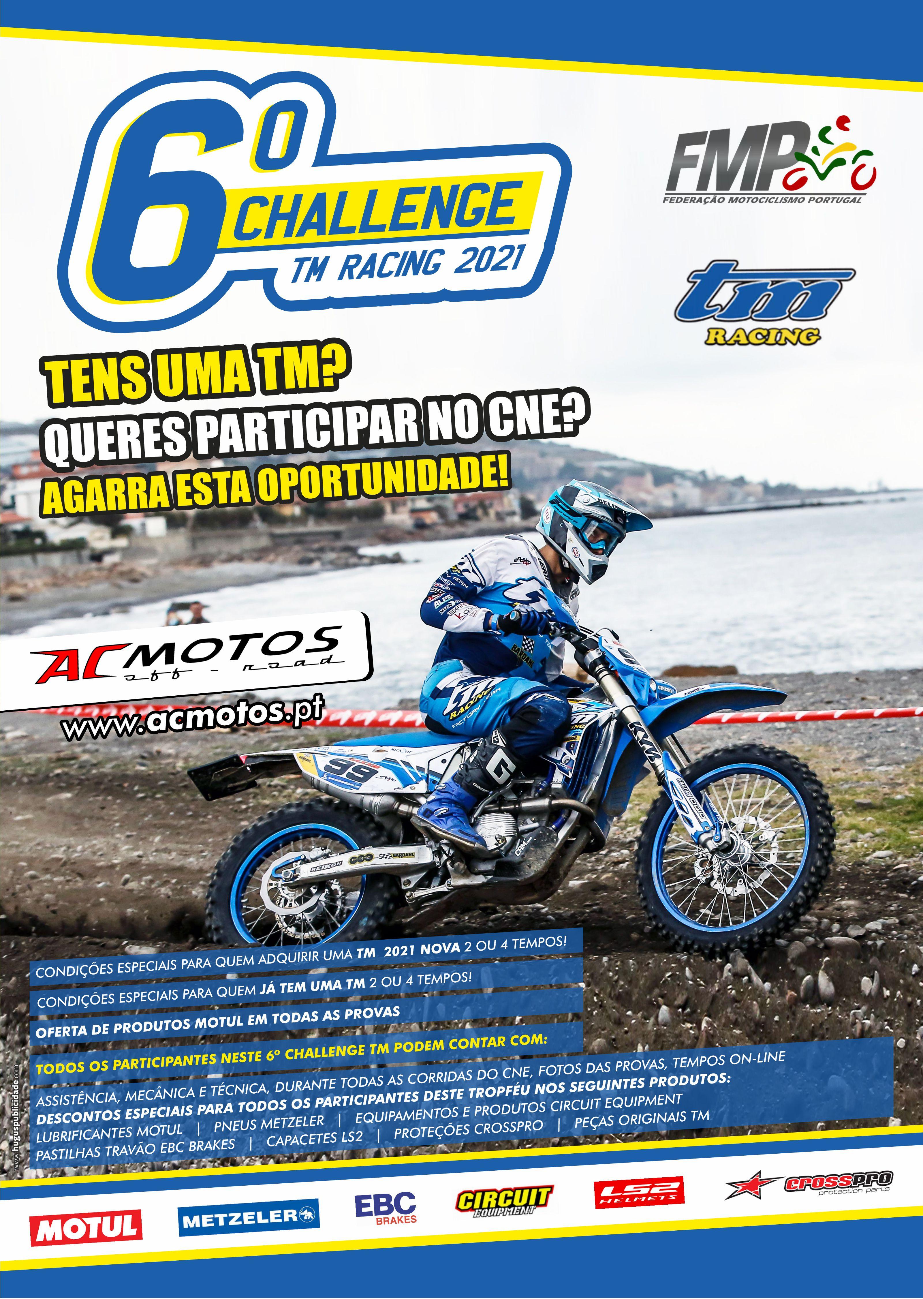 Tm Racing Challenge